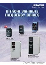 Hitachi Variable Frequency Drives (Inverter)  [ English ]