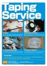 """Taping Service"" THAI ISIX"