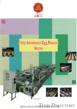 Fully Automatic Egg Roaster Series