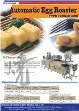 Automatic Egg Roaster