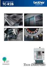 CNC Tapping Center TC-R2B Catalog