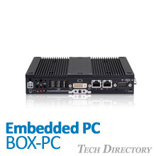 "Embedded computer ""the BOX-PC series"""