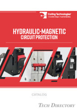 HYDRAULIC-MAGNETIC CIRCUIT PROTECTION CATALOG