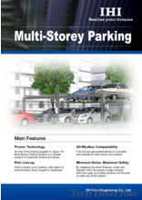 IHI Multi-Storey Parking System