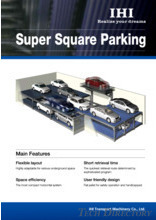 IHI Super Square Parking System
