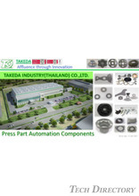 TAKEDA INDUSTRY THAILAND 会社案内