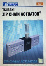Zip Chain Actuator