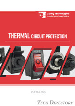 THERMAL CIRCUIT PROTECTION CATALOG