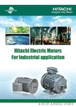 [Hitachi] Electric Motor [Hitachi Asia Thailand]