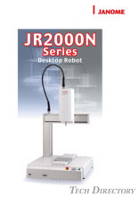 Desktop Robot JR2000N Series
