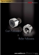 "【ENG】IKO THOMPSON Needle Bearings ""Cam Followers & Roller Followers"""
