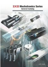 【ENG】IKO THOMPSON Mechatronics Series General Catalog