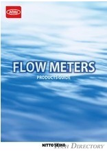 FLOW METERS Products Catalog / THAI NITTO SEIKO MACHINERY