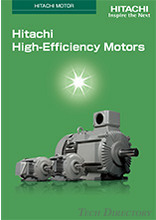 [Hitachi] High Efficiency Motors Catalog [Hitachi Asia Thailand]