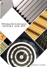 "Mold cleaning machine for optical components ""CLIPIKA ACE OPT"""