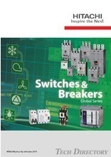 Hitachi Switches (Breaker, Contactor) Standard Price List