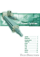TSUBAKI Power Cylinder(Linear actuators /electrical cylinders) / TSUBAKI THAILAND