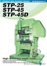 "Transfer Press ""STP Series"""