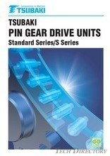 "Tsubaki Linear and Rotary Units ""Pin Gear Drive Units"""