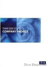 """Pallet & Emboss Carrier Tape"" THAI ISIX Company Profile"