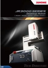 Desktop Robot JR3000 series