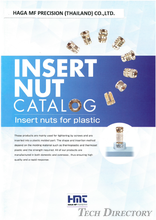 INSERTNUT FOR PLASTIC