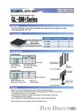 "NE-tak Thin & Slim Type Adhesive Tapes ""GL-BM+Series"""
