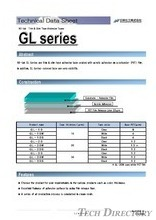 "NE-tak Thin & Slim Type Ahdesive Tapes ""GL Series"""