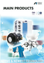 "ANEST IWATA SOUTHEAST ASIA CO., LTD. ""Products Catalog"""