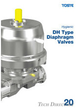 DH Type Diaphragm Valves Catalog