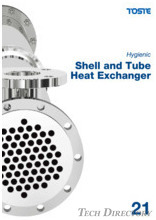Shell and Tube Heat Exchanger Catalog