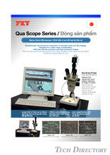 Qua Scope ー Stereo Zoom Microscope