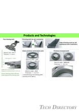 Pressing Technology & Products Example of TAKEDA INDUSTRY THAILAND
