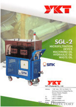 YKT (Thailand) Co.,Ltd_Microfiltration Device,Machine oil,Hydraulic oil,Waste oil