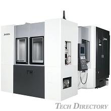 High-Speed Horizontal Machining Centers MB-H series แนวตั้ง Machining Center