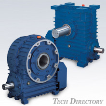 TSUBAKI Worm speed reducers (Worm Power Drive & Troi Drive)