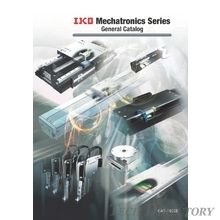 แคตตาล็อครวมรุ่น IKO Linear Motion Rolling Guides Mechatronics Series (Actuator, Precision Positioning Table)