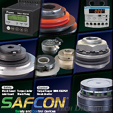 TSUBAKI Overload Protection and Control Devices SAFCON