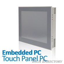 "Touch Panel Computer ""The PANEL-PC series"""