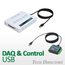 Data Acquisition(DAQ) & Control Device for USB