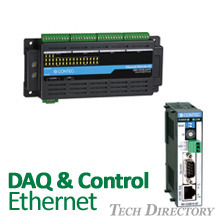 Data Acquisition(DAQ) & Control Device for Ethernet